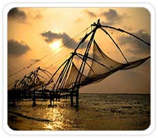 Chinies Fishing Net, Cochin