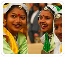 Dancers at Gujrat